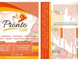 marnirism1111 tarafından Menu card design for Frozen yougurt, Ice Cream, Smoothies için no 10