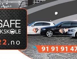 #68 for Designing a Banner for a driving school by MrDesi9n