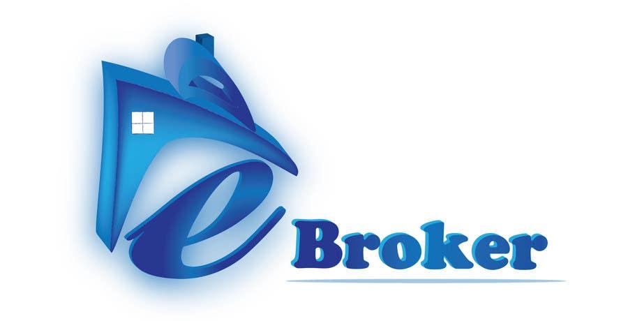 Penyertaan Peraduan #293 untuk Logo Design for e-Broker