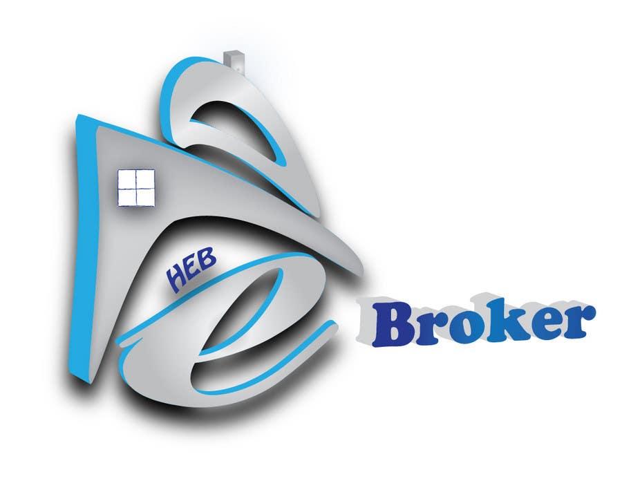 Penyertaan Peraduan #297 untuk Logo Design for e-Broker