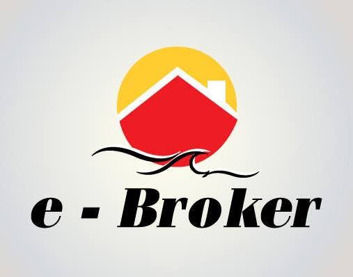 Penyertaan Peraduan #248 untuk Logo Design for e-Broker
