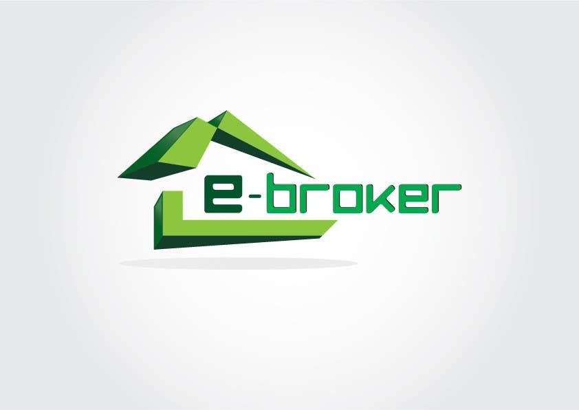 Penyertaan Peraduan #239 untuk Logo Design for e-Broker