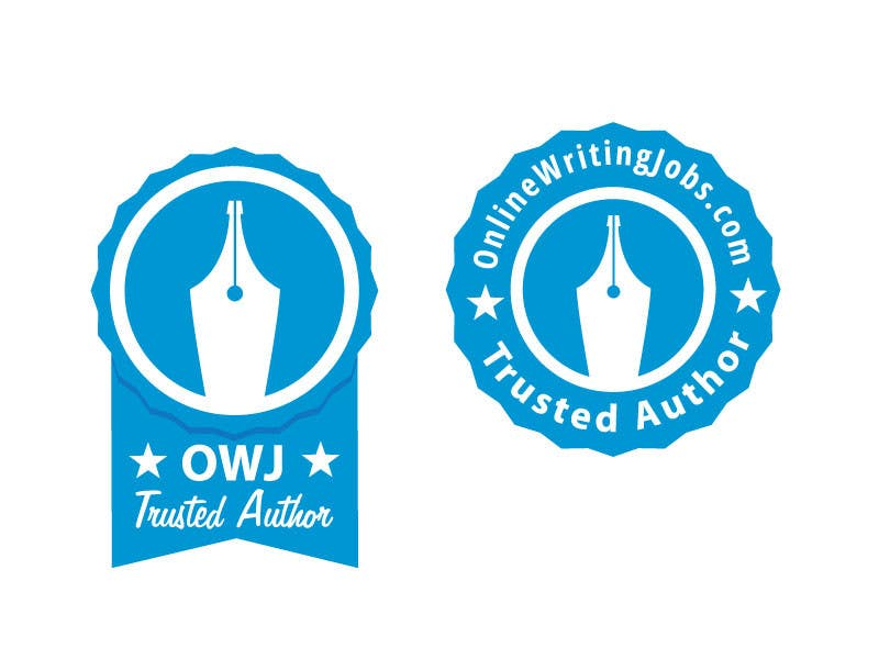 #14 for Design a Trusted Writer Badge by MrHankey