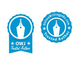 #14 para Design a Trusted Writer Badge por MrHankey