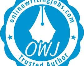 #58 for Design a Trusted Writer Badge by victorianeyes