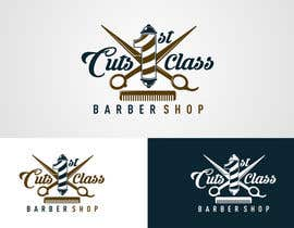 mmpi tarafından Urban Upscale Barbershop Logo için no 26