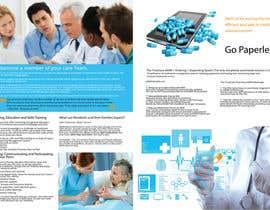 Nro 24 kilpailuun Design a Brochure for Pharmacy - Assets Supplied käyttäjältä moyerdesign