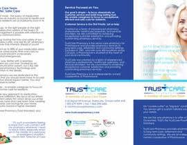 #3 para Design a Brochure for Pharmacy - Assets Supplied por barinix