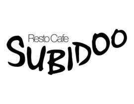 #38 for Design a Logo for Subidoo Restaurant by Araluen