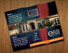 #15 for Design a Brochure for new private luxury residential & personal life company by dhonivenkat