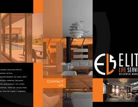 #3 for Design a Brochure for new private luxury residential & personal life company by piligasparini