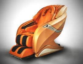 Nro 28 kilpailuun 3D Rendering of Massage Chair Model S5 käyttäjältä VfxRokib