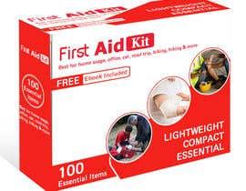 Nro 4 kilpailuun First Aid Kit Print and Packaging Designs käyttäjältä Farzeel26