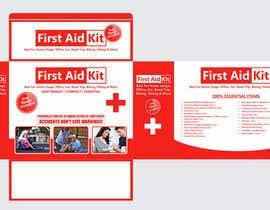 Nro 6 kilpailuun First Aid Kit Print and Packaging Designs käyttäjältä Najam1981