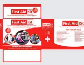 Nro 8 kilpailuun First Aid Kit Print and Packaging Designs käyttäjältä Najam1981
