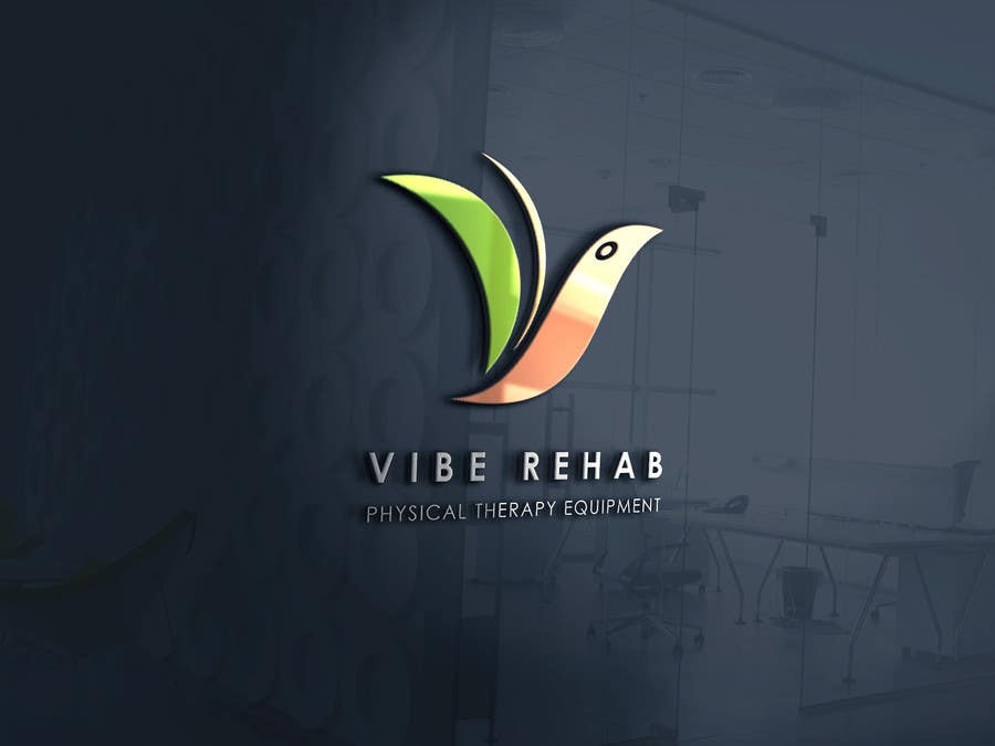 Kilpailutyö #6 kilpailussa Logo for website selling rehab equipment