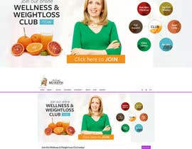 nº 72 pour Design a Banner for Gillian McKeith! par Shrenik18