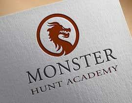 Nro 5 kilpailuun Design a crest for a fantasy medieval monster academy käyttäjältä islam1101