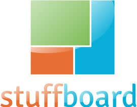 #69 untuk Design a logo and buttons for Stuffboard oleh cristiannicu