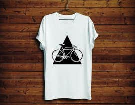 KononikhinaN tarafından 1 color Trendy Cool Hipster Alternative Bicycle T-Shirt Design(s) için no 8