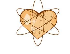 Nro 50 kilpailuun Design Logo a potato Heart planet logo käyttäjältä swapnashet