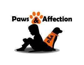 "nº 20 pour Design a Logo for ""Paws and Affection"" par robertsdimants"