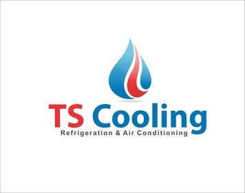 nº 4 pour Design a Logo for TS Cooling Pty Ltd par eltorozzz