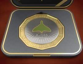 Kreator9 tarafından Medal design & accompanying elements. için no 9
