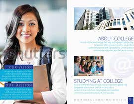 amcgabeykoon tarafından Design a Brochure for an Education Institute için no 10