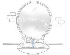 Nro 5 kilpailuun Illustrate 'Transparency' Image käyttäjältä CGCactus