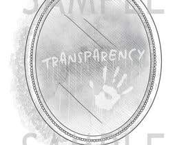 #23 for Illustrate 'Transparency' Image by monasama