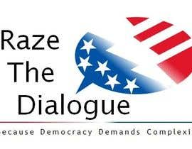 nº 26 pour Design a Logo for Raze the Dialogue par umacon