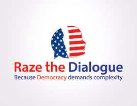 nº 44 pour Design a Logo for Raze the Dialogue par anacristina76
