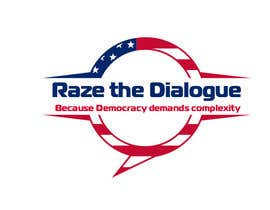 nº 56 pour Design a Logo for Raze the Dialogue par CAMPION1