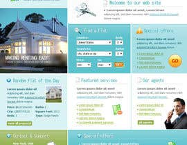 #1 para Graphic Design for The business is called 'FindAFlat.com.au' por AuraCoders