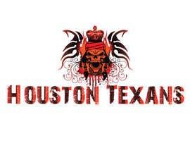 Nro 25 kilpailuun I need a Houston Texans logo designed. käyttäjältä banklogo40