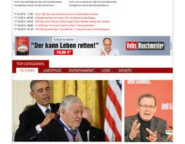 indoweb tarafından Design a Website Mockup for News Site için no 6