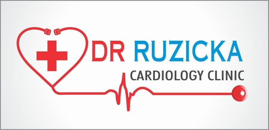 Конкурсная заявка №268 для Logo Design for Dr Ruzicka Cardiology