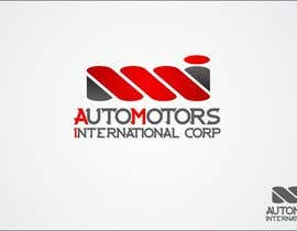 #149 for Design a Logo for Automotors International Corp af airbrusheskid