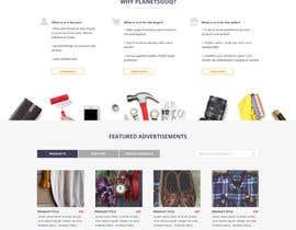 lysbuenavista09 tarafından home landing page svg png design website UX UI designer için no 32