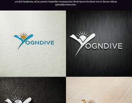 Nro 114 kilpailuun Logo designed: yoga and freedive -- 1 käyttäjältä rana60