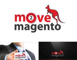 logopond247 tarafından Design a Logo for Move2Magento and MovetoMagento için no 72