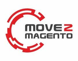 Yariss tarafından Design a Logo for Move2Magento and MovetoMagento için no 74