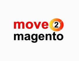nº 56 pour Design a Logo for Move2Magento and MovetoMagento par logomaker01