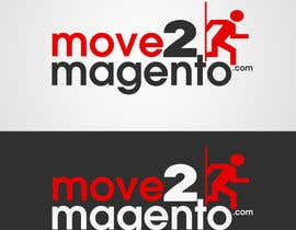 jeffersonpalileo tarafından Design a Logo for Move2Magento and MovetoMagento için no 75