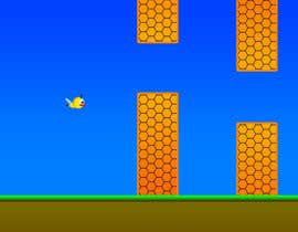 nº 3 pour I need some Graphic Design for flappy clone par marinza