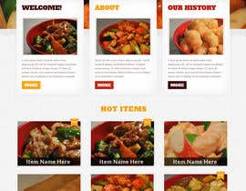 #25 cho Build a Website for restaurants bởi preside
