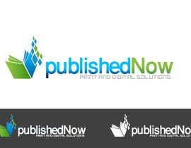 nº 72 pour Logo for Published Now par junaidaf