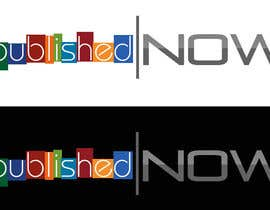 nº 28 pour Logo for Published Now par kautukbhatnagar