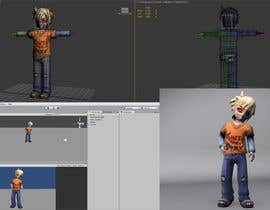 #2 cho Provide 1 low poly character, ready to use in Unity 3D, bởi NattawutRean